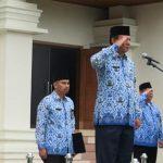 Gubernur Tegaskan ASN Tingkatkan Pelayanan Masyarakat