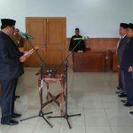 Sekda Minta Pejabat Dukcapil Tingkatkan Disiplin dan Kemampuan
