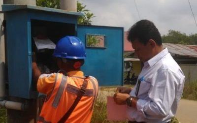 PLN Segera Perbaiki Matinya LPJU di Kota Muara Tebo