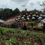 Destinasi wisata lebaran, Merangin Garden di Serbu Masyarakat