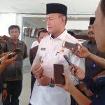 Bupati Sukandar Tunggu Itikad Baik Penyelesaian Kekeluargaan