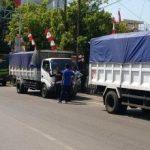 Polisi Amankan Pelaku Pungli Truk Bara dan PSK