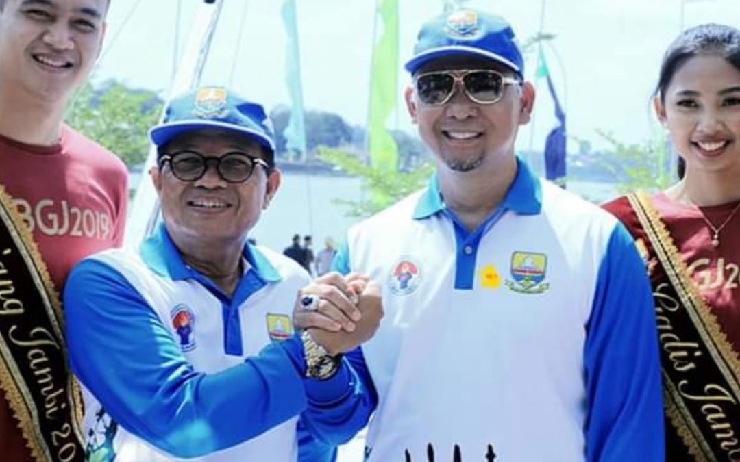 Kejurnas Dayung di Jambi Hasilkan Atlet-atlet Berprestasi
