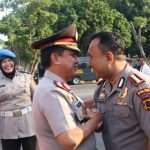 HUT Bhayangkara, 655 Anggota Polda Jambi Naik pangkat