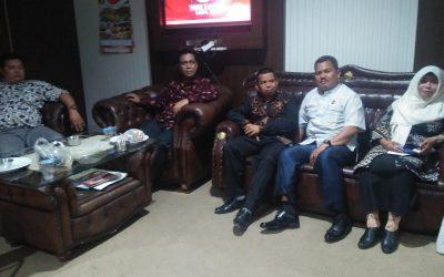 Lima Fraksi DPRD Tebo,Usul Percepat Pelantikan Pimpinan