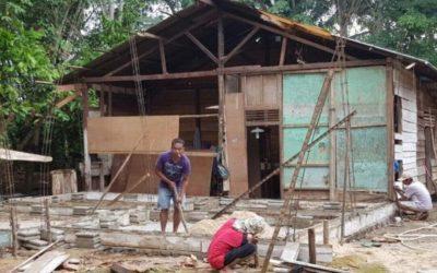 Tiga Dusun Batal Terima BSPS, Perkim Bungo Obral Janji