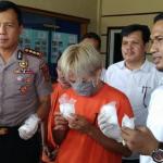 Polisi Tangkap Pengedar narkoba Jenis sabu Jaringan Lapas