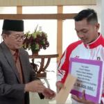 Raih Medali di SEA Games Filipina, Rian Rinaldo dan Yusuf Budiman Dapat Tali Asih