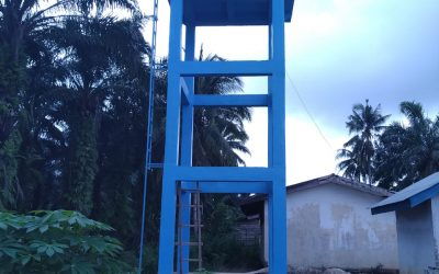 Rio Sarwan Upayakan Pacu Pembangunan di Bangunharjo