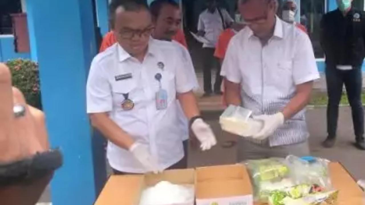 Lima Kilogram Sabu Jaringan Bandar Kepulauan Riau di Musnahkan