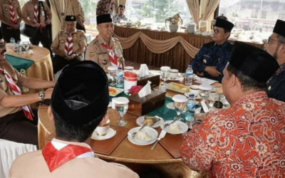 Gubernur Alokasikan 5.8 M, Untuk Perkemahan Wirakarya 2020