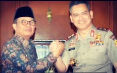 Gubernur dan Kapolda Bersinergi Bahas Karhutla dan Dana Desa
