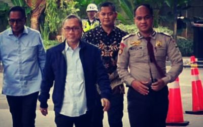 Ketum PAN Zulhas, Jalani Pemeriksaan Suap Alih Fungsi Lahan Eks Gubernur Riau