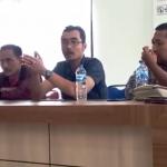 Buntut Pengusiran, Puluhan Wartawan Datangi PN Tebo