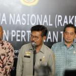 Syahrul Yasin Limpo Surati Kepala Daerah, Cegah Alih Fungsi Lahan
