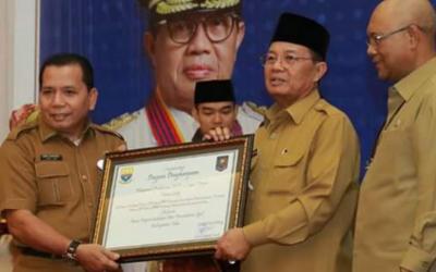 Gubernur Fachrori Ajak Sukseskan Pilkada Serentak dan SP 2020