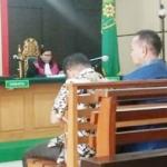 Sidang Tuntutan Mantan Dewan, Jaksa Tuntut Lima Tahun dan Cabut Hak Politik