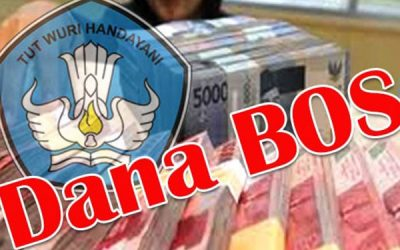 Pemerintah Salurkan Dana BOS tahap I  Rp 9,8 Triliun