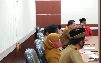 Inspektorat Periksa Staf Dukcapil Tebo, Terkait Laporan LSM