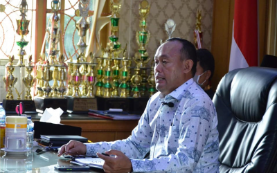 Sukandar Tunjuk Inspektorat dan Bakeuda Bantu Tim BPK