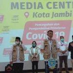 Rapid Test COVID-19 di 13 Pasar Tradisional Kota Jambi, Reaktif 25 Pedagang Terinfeksi