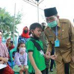 Gubernur Tinjau Layanan KB Gratis BKKBN Jambi