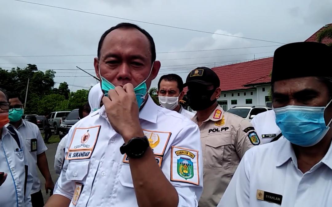 Sukandar : Tidak ada alasan untuk menghabiskan anggaran Refocussing