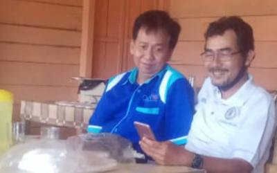 ADRC Harap Partisipasi Masyarakat Tebo Ikuti Survey Cagub Jambi