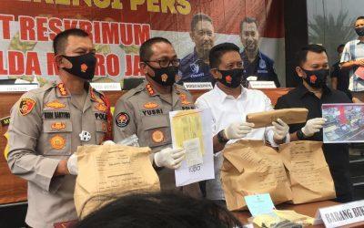 Editor Metro TV Yodi Prabowo Positif Konsumsi Narkoba