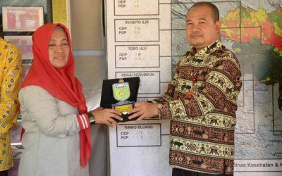 Dewan Sawahlunto Studi Banding Penanganan Covid-19 di kabupaten Tebo