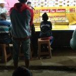 Hiburan Pasar Malam di Tebo Ilir di Stop