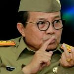 Fachrori Umar Resmi  Gubernur Jambi sisa masa jabatan 2016-2021.