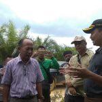Kebun Sawit Berton Simorangkir di Eksekusi Kejari Tebo
