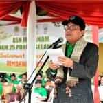 Kampanye Capres di Kuamang Kuning, Gubernur Jambi Cuti