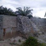 Usut!! Proyek Jembatan Gantung Desa Sepakat Bersatu