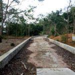 BP2JN Anggarkan Finishing Jembatan Gantung Terbengkalai