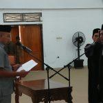 H. Muhsin Anggota Dewan PAW Fraksi PAN DPRD Tebo