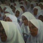 Fasya Lepas Calon Haji Kota Jambi, 4 Calhaj Meninggal di Ganti