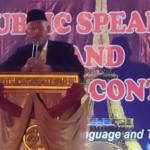 Pospes An – Nur, Gelar Lomba Pidato Bahasa Arab – Inggris