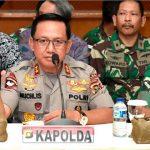 Polisi Tahan Tersangka Kasus Karhutla di Jambi