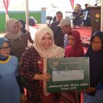 Kades Mekar Jaya Apresiasi Kunjungan Bupati Muaro Jambi