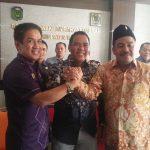 Mazlan, Aivandri dan Syamsurizal Tunggu Proses Sekwan