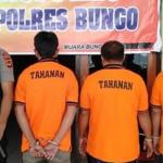 Tiga TSK Karhutla di Kawasan HPT Terancam 10 Tahun Penjara