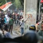 Polisi Tetapkan Puluhan Pelaku Rusuh Demo DPR Sebagai Tersangka