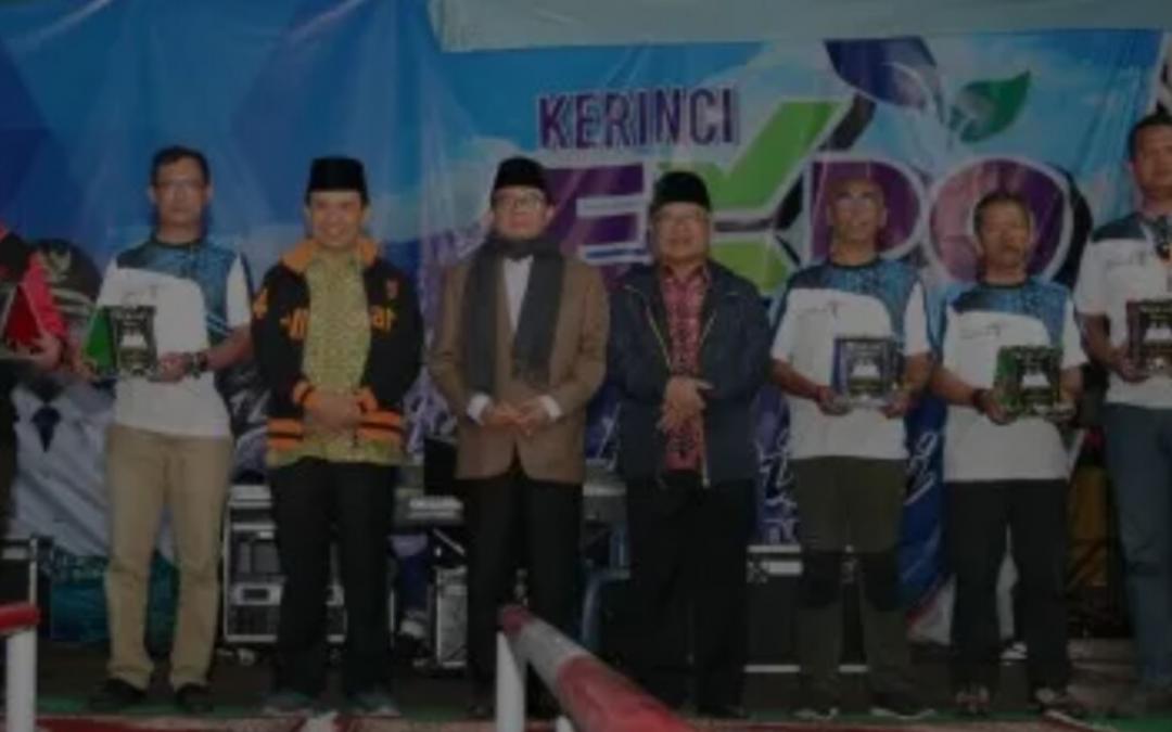 "Tiba di Kerinci  18 Tim ""Tour de Singkarak""di Sambut Gubernur Jambi"