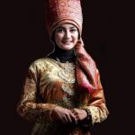 Pemilihan Bujang Gadis Tebo, Yayan Putri Mayangsari Bertekad Masuk 5 Besar