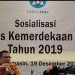Wakil Ketua Dewan Pers Sebut Jadi Korban Hoaks, Soal Larangan Media Nonverifikasi Kerjasama Pemda