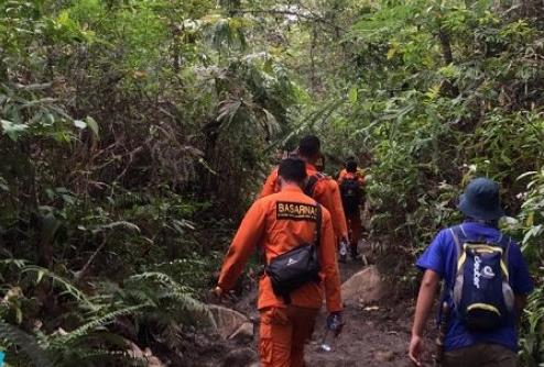 Pelajar Hilang di Danau Kaco, Belum di Temukan