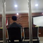 Pembacaan Vonis Anggota DPRD Tebo di Tunda