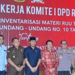 Hadapi Pilgub Dihadapan DPD Ketua DPRD Singgung Netralitas ASN